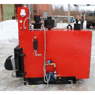 Паровой котёл газовый «Премьер» 0,3-0,07 (300 кг пар/час ; Парогенератор газ/дизель)