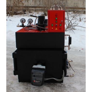 Паровой котёл газовый «Премьер» 0,7-0,07 (кг, пар/час ; Парогенератор  газ/дизель)
